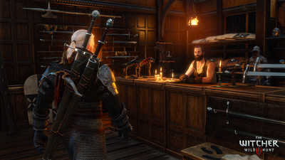 Full patch notes for The Witcher 3: Wild Hunt Xbox One, PS4 patch 1.04