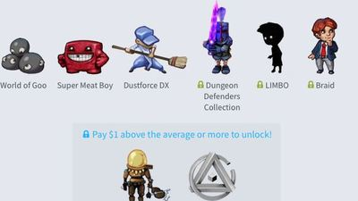 New Humble Bundle features indie all stars