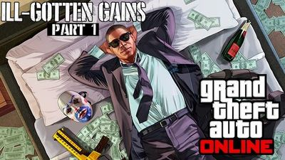 GTA 5: GTA Online's Ill-Gotten Gains Pt. 1 now available