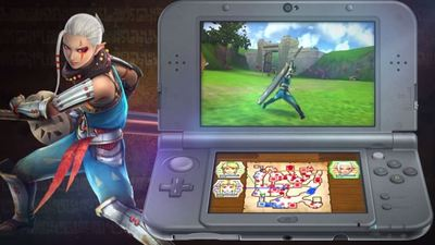 Hyrule Warriors 3DS is real and will include characters from the Wind Waker