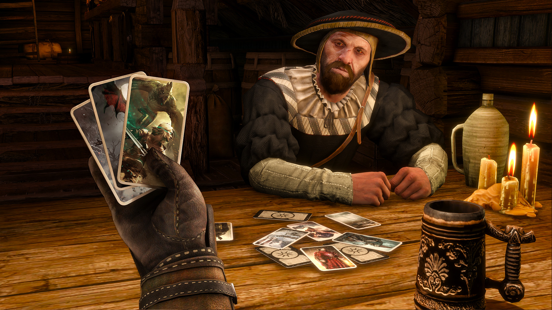 the witcher 3 where to buy gwent cards