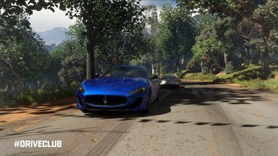 Driveclub PS Plus Edition in 'final stages of development'