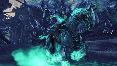 Darksiders 2: Deathinitive Edition announced for PS4