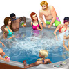 The Sims 4 'Perfect Patio Stuff' coming next week