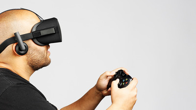 Oculus Rift to ship with Xbox One controller and ability to stream games