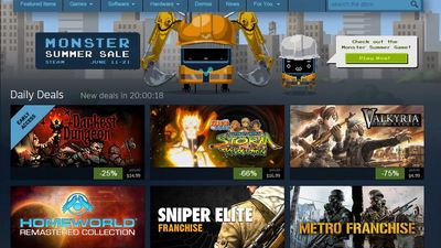 Developers reported to be inflating game prices prior to Steam Summer Sale