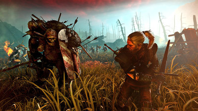 The Witcher 3: Wild Hunt was May's best-selling game in May
