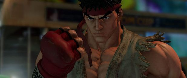 Street Fighter V - Feature