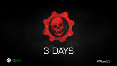 Gears of War teases its E3 presence