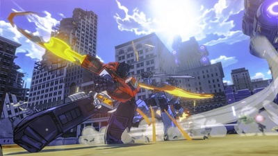 E3 Leak: Activision working on cel-shaded Transformers: Devastation game