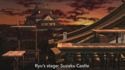 Suzaku Castle also added to Super Smash Bros. for Wii U and 3DS