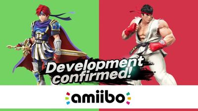 Ryu and Roy amiibo confirmed to be in development
