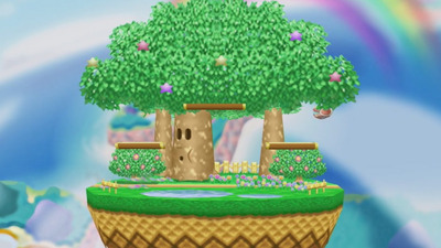 Classic stages returning to Super Smash Bros. for Wii U and 3DS