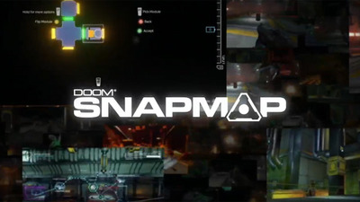 DOOM Snapmap revealed