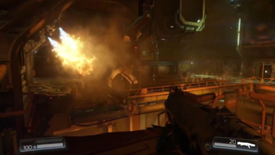Check out DOOM's gameplay trailer