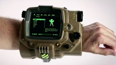 Fallout 4's real Pip-Boy could be the coolest thing we see all E3