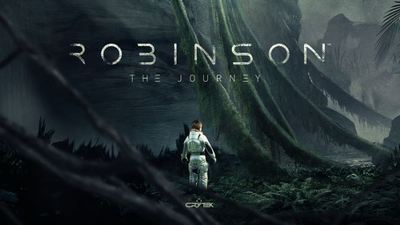 Crytek announces new VR game Robinson: The Journey