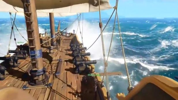 Sea of Thieves  - Feature
