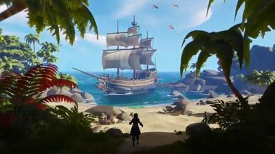 Check out the world premiere for the Xbox One exclusive Sea of Thieves