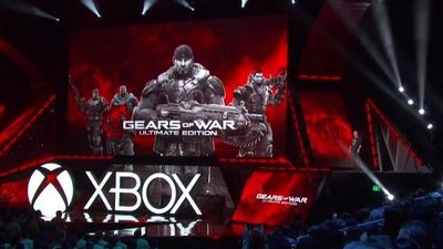 Gears of War Ultimate Edition Remaster announced for Xbox One