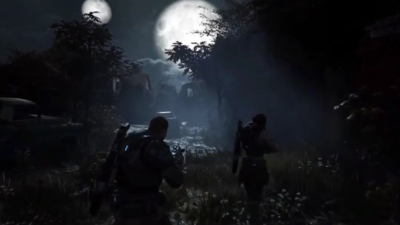 Gears of War 4 announced for holiday 2016