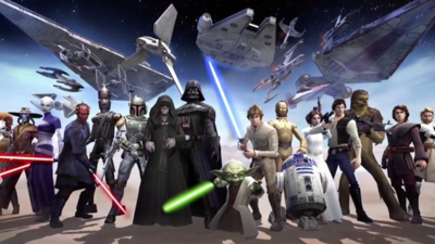 New Star Wars Galaxy of Heroes mobile game revealed