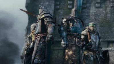 For Honor announced for Xbox One, PS4, and PC