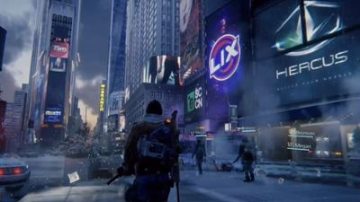 Tom Clancy's The Division finally gets a release date