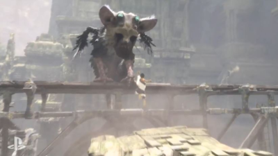 The Last Guardian is real! And it's coming to PS4