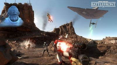 Our first look at Star Wars Battlefront's co-op Missions
