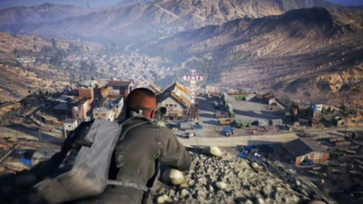Tom Clancy's Ghost Recon Wildlands announced