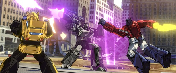 Transformers: Devastation  - Feature