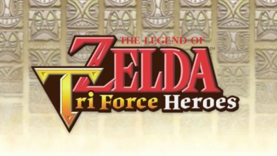 The Legend of zelda: Triforce Heroes brings cooperative multiplayer to 3DS