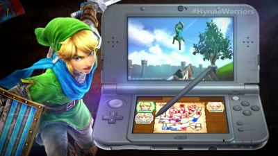 Hyrule Warriors Legends includes all previously released DLC