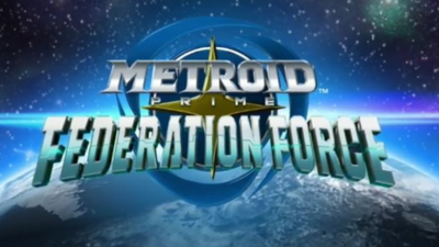 Metroid Prime: Federation Force announced for 3DS, includes Metroid Prime: Blast Ball