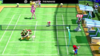 Mario Tennis returning to consoles with Mario Tennis: Ultra Smash for Wii U