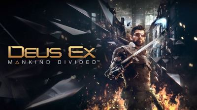 Deus Ex: Mankind Divided Coming 'Early 2016'