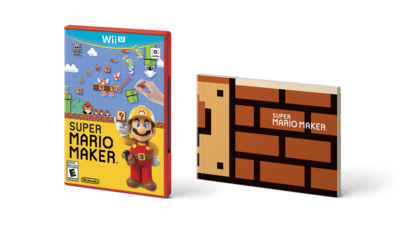 Super Mario Maker to come packaged with booklet of design ideas