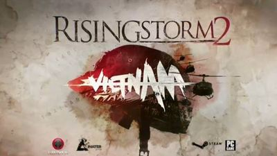 Rising Storm 2: Vietnam revealed at PC Gaming Show