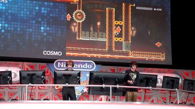 Custom Super Mario Maker stages for Nintendo World Championships 2015 will be added to the game