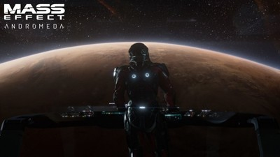 Check out some Mass Effect: Andromeda screenshots from the E3 2015 reveal