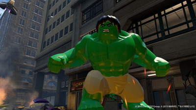 hulktastic new screen shots emerge for lego marvel avengers