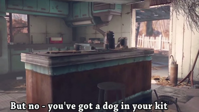 Fallout 4's 'Literal' trailer is hilarious