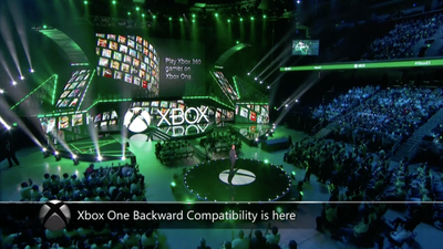 Microsoft Wants to Know Which 360 Games You Want Backwards Compatibility For