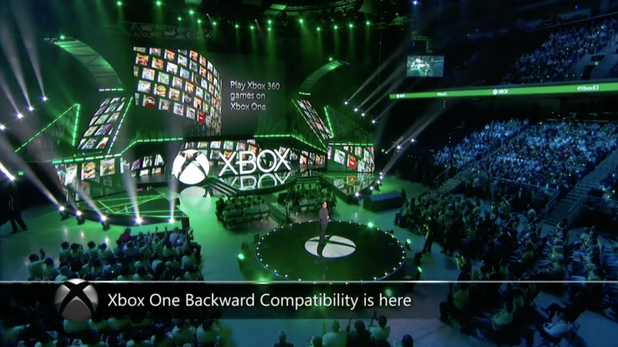 Xbox One: Microsoft wants to know which Xbox 360 games you want backwards compatibility for