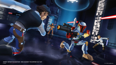 Microsoft declined platform-exclusive offering for Disney Infinity 3.0
