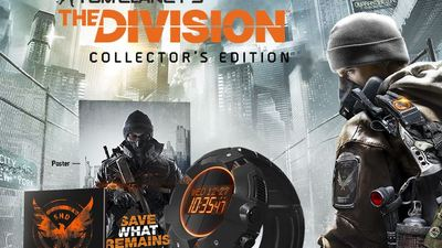 The Division special editions and Season Pass detailed