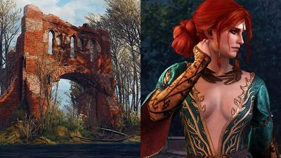 The Witcher 3 DLC: Wolf School Gear, Triss costume now available on PS4