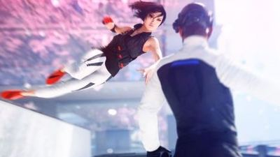 You won't be killing in Mirror's Edge Catalyst