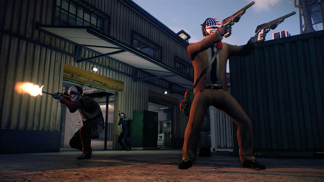 Payday 2: Crimewave Edition review   Technology   The Guardian